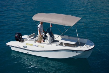 Hire Motorboat V2 First Class Palma de Mallorca