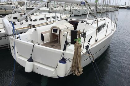 Rental Sailboat DUFOUR 350 GL Portisco