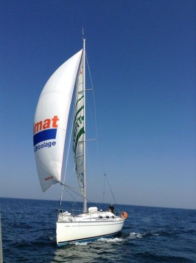 Sailboat Bavaria 35 Match for hire