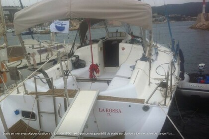 Rental Sailboat BONIN BONIN 34 Bandol
