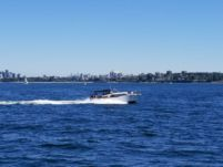 Chris Craft Express 32 in Vancouver for rental