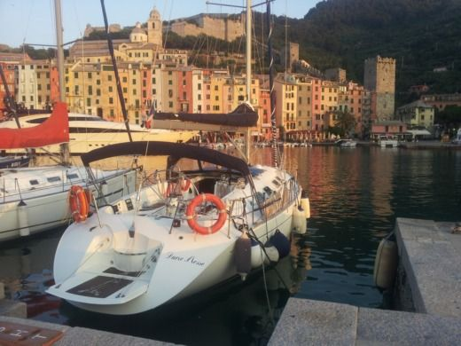 Beneteau First 42S7 in Portovenere for hire