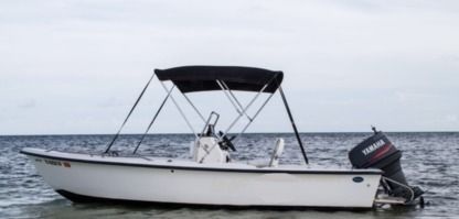 Charter Motorboat Key West Boats 1720 Center Console Key West