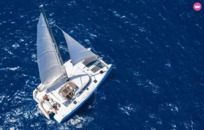 Rental Catamaran Lagoon 440 Naples