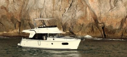 Rental Motorboat Beneteau Swift Trawler 35 Hyères