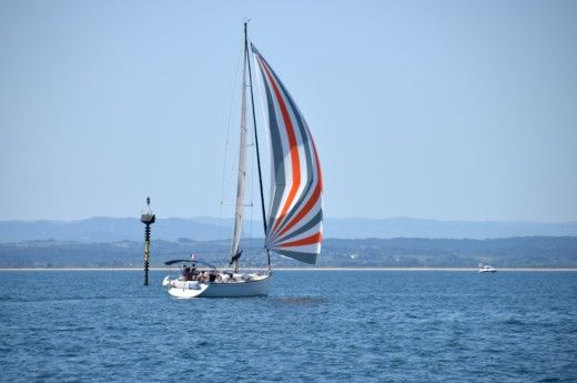Salona Salona 45 in Sète for hire