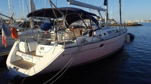 Jeanneau Odyssey 49 in Hyères for hire
