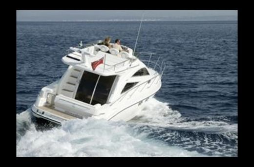 Sealine F 34 in Nice for hire