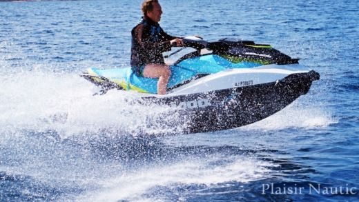 Sea Doo Gti 130 en Saint-Florent