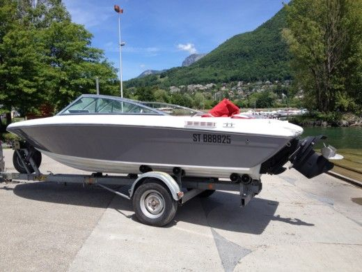 Motorboot Four Winns Freedom 170 zu vermieten