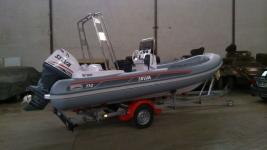 RIB Selva Marine Selva 5.7 for rental