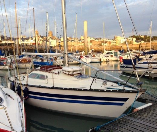 Sailboat Kelt Kelt 8M