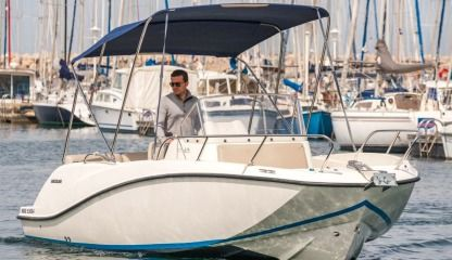 Charter Motorboat Quicksilver Activ 675 Marseille