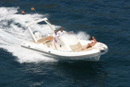 Charter RIB CAPELLI TEMPEST 850 Roses