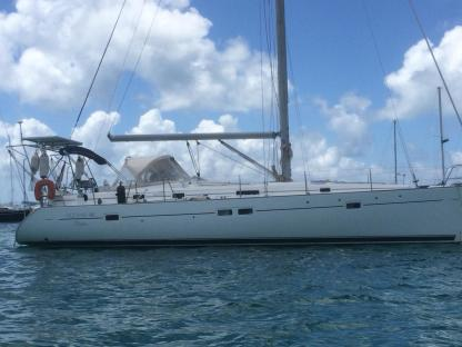 Charter Sailboat Beneteau B411 Willemstad