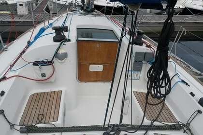Hire Sailboat BENETEAU FIRST 31.7 Arzon