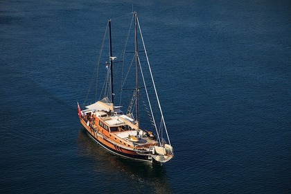 Charter Sailing yacht Special Traditional Gulet Pacha Split