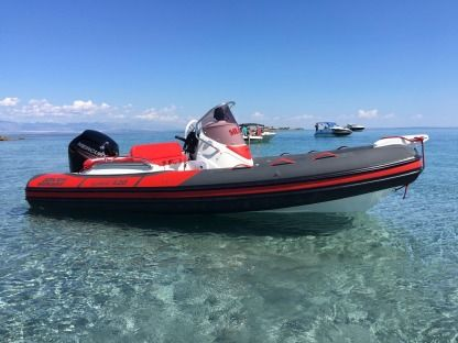 Location Semi-rigide Joker Boat Wide 520 Trogir