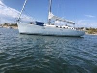 Sailboat Beneteau First 47.7