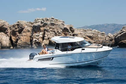 Rental Motorboat JEANNEAU MERRY FISHER 795 Biograd na Moru