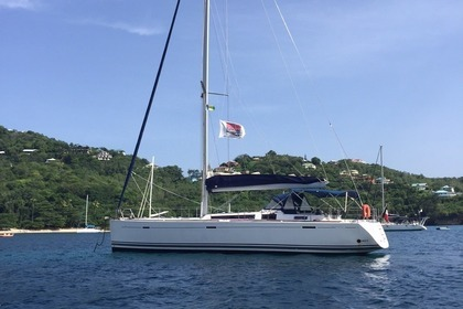 Charter Sailboat DUFOUR DUFOUR 525 GRAND LARGE Marigot