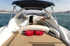 Sunseeker Superhawk 34 in Ibiza for hire