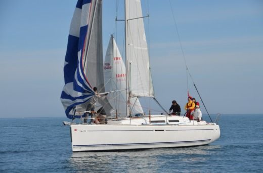 Velero Dufour 34E Performance
