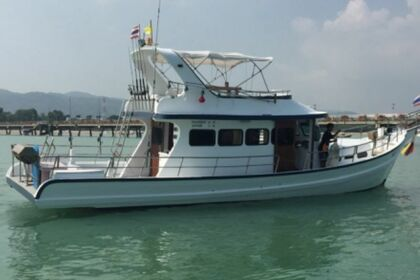 Rental Motorboat Custom Local sport fisher G Phuket