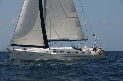 Rental Sailboat Beneteau Cyclades 50.4 Ajaccio