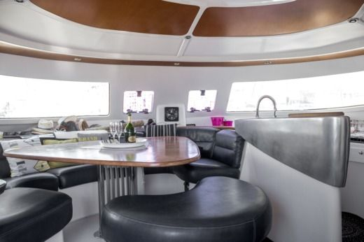 Fountaine Pajot Bahia 46 en Marsella