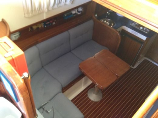 Motorboat Menorquin Yacht 100 for hire