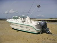 Motorboat Ocqueteau Abaco for hire