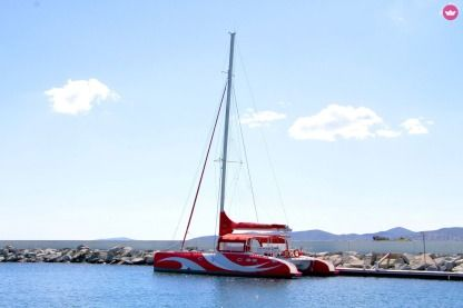 Rental Catamaran Ocean Voyager 53 Cannes