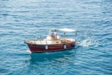Motorboat Aprea Sorrento 750 for hire