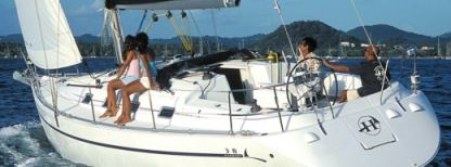 Location Voilier Harmony - Poncin Yachts 38 Dénia
