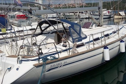Charter Sailboat BAVARIA 44 Valencia