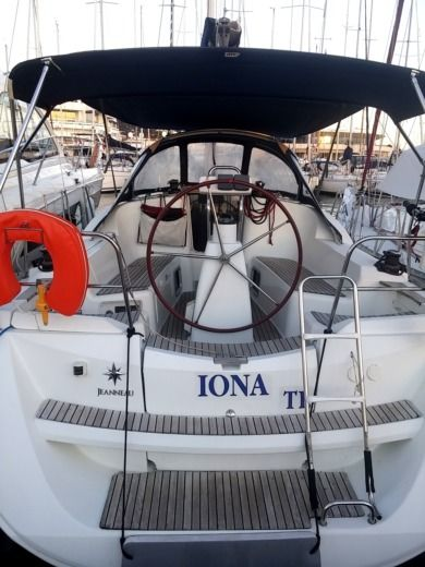 JEANNEAU SUN ODYSSEY 36i in Cannes peer-to-peer