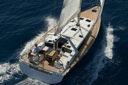 Rental Sailboat Beneteau Beneteau Oceanis 48 Cannes