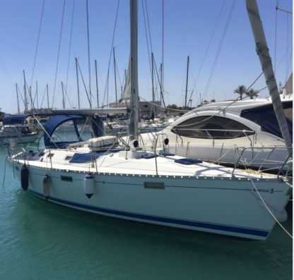 Rental Sailboat Beneteau Oceanis 390 Lo Pagan