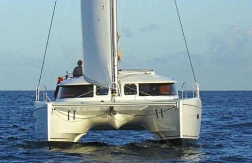 Location Catamaran Fountaine Pajot Lipari 41 Sainte-Luce