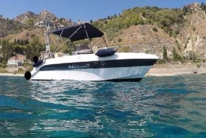 Rental Motorboat Eden 18 Forio
