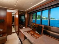 Motor yacht Princess 72 Fly for hire