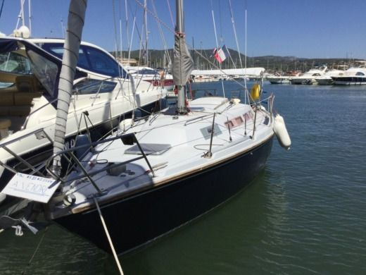GIBERT MARINE Gibsea 33 in Bandol for hire