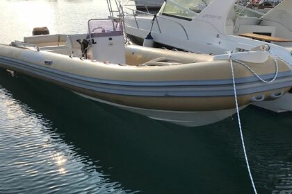 Miete RIB workboat 750 Gallipoli