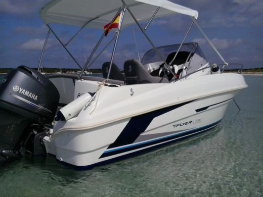 Beneteau Flyer 550 in Tivat for hire