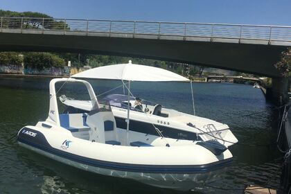 Location Semi-rigide Kardis Marine Fox 570 Forte dei Marmi