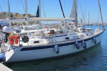 Hire Sailboat HALLBERG RASSY 40 Las Galletas