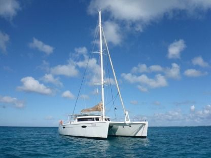 Location Catamaran Fountaine Pajot Eleuthera 60 Olbia