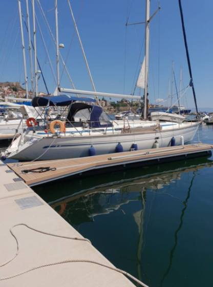 Charter Sailboat Bavaria 42 Kavala