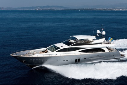 Location Yacht GUY COUACH 30 m Antibes